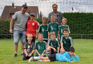 Soccer Cup Fornsbach